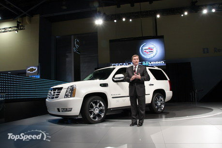 unleaded fuel for cadillac escalade