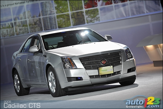 cadillac cts message boards