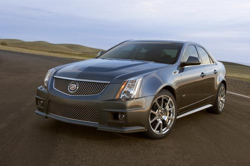 cadillac ctsv review