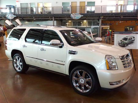 cadillac motors recalls