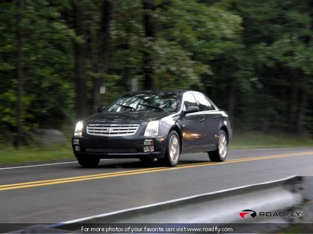 2006 cadillac dts options list
