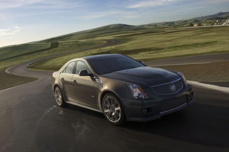 cadillac performanse