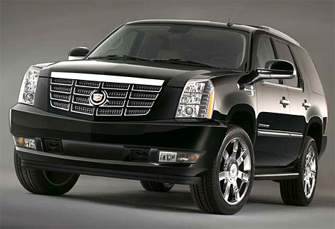 car warranty for cadillac escalade